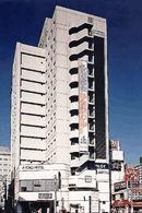 ホテルマイステイズ五反田駅前の外観