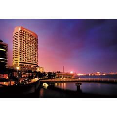 ホテルインターコンチネンタル東京ベイの外観