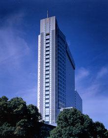 渋谷エクセルホテル東急の外観