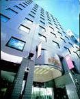 ホテルサーブ渋谷の外観