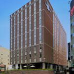 ホテルユニゾ渋谷の外観