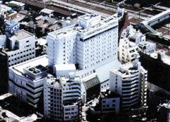 ホテルラングウッドの外観