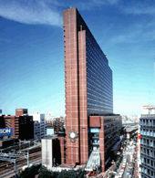 新宿プリンスホテルの外観