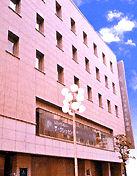 セントラルホテル東京の外観