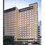 ホテルサンルートプラザ新宿の外観