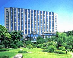 リーガロイヤルホテル東京の外観
