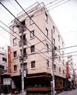 上野ファーストシティホテルの外観