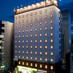 カンデオホテルズ上野公園の外観