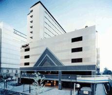 パレスホテル立川の外観