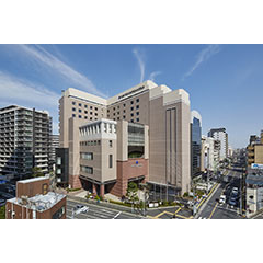 ホテル日航立川 東京の外観