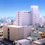 立川グランドホテルの外観