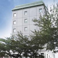 ホテルメッツ久米川の外観