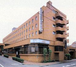 ホテル町田ヴィラの外観