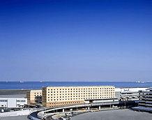 羽田エクセルホテル東急の外観
