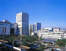 川崎日航ホテルの外観