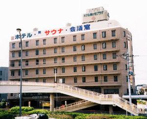 ホテル梶ヶ谷プラザの外観
