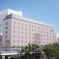 ホテルメッツ川崎の外観