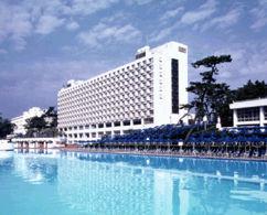 大磯プリンスホテルの外観
