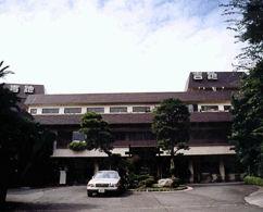 吉池旅館の外観