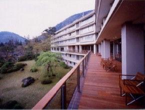 箱根ホテル小涌園の外観
