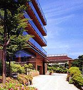 紀州鉄道 箱根強羅ホテルの外観