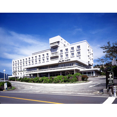 パレスホテル箱根の外観