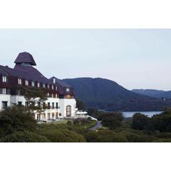山のホテルの外観