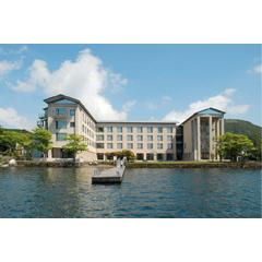 箱根ホテルの外観