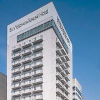 新横浜国際ホテルの外観