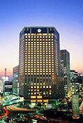 横浜ベイシェラトン ホテル&タワーズの外観