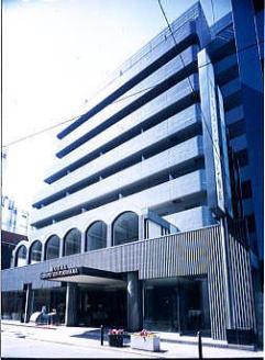 ホテルグランドサン横浜の外観