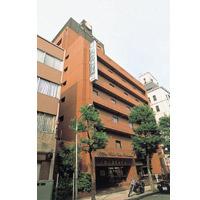 横浜平和プラザホテルの外観
