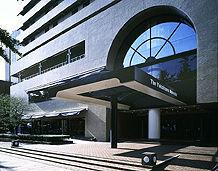 ホテルモントレ横浜の外観