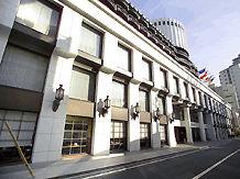 ローズホテル横浜の外観
