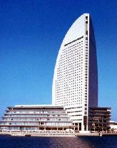 ヨコハマグランドインターコンチネンタルホテルの外観