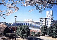 ホテル大野屋の外観