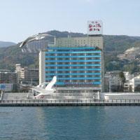 熱海玉の湯ホテルの外観
