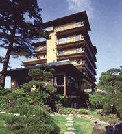 迎賓館 熱海 小嵐亭の外観