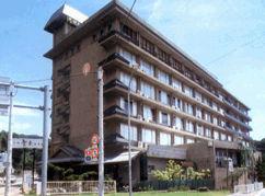 下田聚楽ホテルの外観