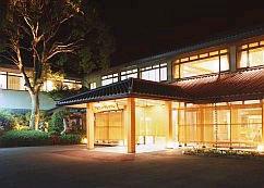 里山の別邸 下田セントラルホテルの外観