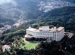 下田東急ホテルの外観