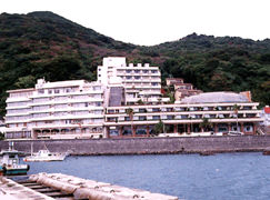 黒船ホテルの外観