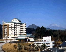 伊豆長岡ホテル天坊の外観