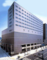 沼津リバーサイドホテルの外観