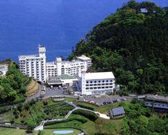 焼津グランドホテルの外観