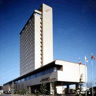 ホテルコンコルド浜松の外観