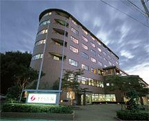 浜名湖グランドホテル さざなみ館の外観