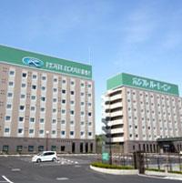 ホテルルートイン磐田インターの外観
