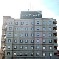 ホテルルートイン掛川インターの外観