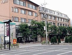 湯けむり富士の宿 大池ホテルの外観